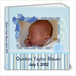 Quinton 2012 - 8x8 Photo Book (20 pages)