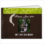 Taiwan 2010 - 11 x 8.5 Photo Book(20 pages)