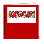 morgs auto book - 6x6 Photo Book (20 pages)