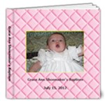 Gracie - 8x8 Deluxe Photo Book (20 pages)