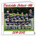 Eastside Select 2011-2012 - 12x12 Photo Book (20 pages)