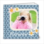 Flower - 6x6 Photo Book (20 pages)