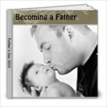 Corey-Father - 8x8 Photo Book (20 pages)
