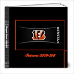 beth bengals - 8x8 Photo Book (30 pages)