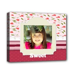 sweet - Canvas 10  x 8  (Stretched)