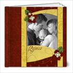 Faith, Hope, Love, Joy-8x8 Photo Book (20 pgs) - 8x8 Photo Book (20 pages)