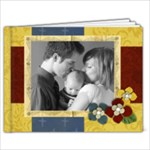 Faith, Hope, Love, Joy-9x7 Photo Book (20 pgs) - 9x7 Photo Book (20 pages)