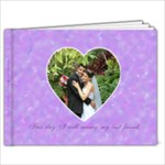 Christina and Corey s wedding 3 - 9x7 Photo Book (20 pages)