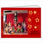 Cirque Amongus 1 - 7x5 Photo Book (20 pages)