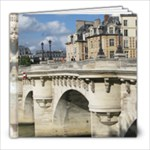 Paris 1 - 8x8 Photo Book (100 pages)