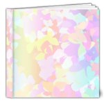 Pretty In Pink 8 x8  Photo Book - 8x8 Deluxe Photo Book (20 pages)