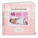 Kay - 8x8 Photo Book (20 pages)