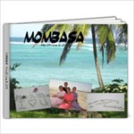 Mombasa - 11 x 8.5 Photo Book(20 pages)