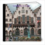 Europe in love - 8x8 Photo Book (20 pages)