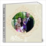 wedding3 - 8x8 Photo Book (20 pages)