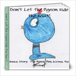 Pigeon Story - 8x8 Photo Book (20 pages)