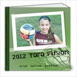 Bailey Fusion 2012 - 8x8 Photo Book (20 pages)
