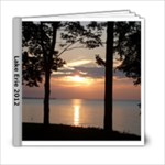 Lake Erie 2012 - 6x6 Photo Book (20 pages)