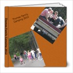 Camping 2012 - 8x8 Photo Book (20 pages)