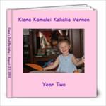 kiana - 8x8 Photo Book (20 pages)