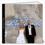 Randy ans Andrea 12 x 12 - 12x12 Photo Book (20 pages)