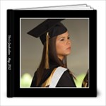 Vivis Graduation edited - 8x8 Photo Book (20 pages)