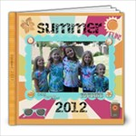 Summer 2012 - 8x8 Photo Book (30 pages)
