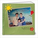 singapore 2012 - 8x8 Photo Book (20 pages)
