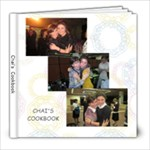 chais cookbook - 8x8 Photo Book (30 pages)
