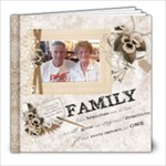 Family Reunion 2012 - 8x8 Photo Book (20 pages)