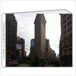 NYC-Mexico - 11 x 8.5 Photo Book(20 pages)