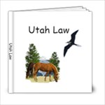 Utah Law - 6x6 Photo Book (20 pages)