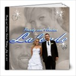 Lalonde wedding  - 8x8 Photo Book (20 pages)
