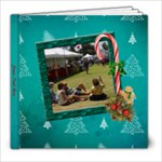 SimplyChristmas Vol1- 8x8 Photo Book(20pgs) - 8x8 Photo Book (20 pages)