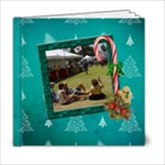 SimplyChristmas Vol1- 6x6Photo Book(20pgs) - 6x6 Photo Book (20 pages)