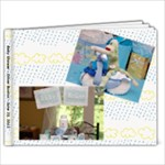 Oliver s Baby Shower - 9x7 Photo Book (20 pages)