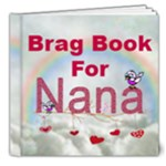 Nana s brag book - 8x8 Deluxe Photo Book (20 pages)