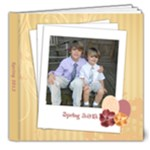 Late Winter/Early Spring 2012 - Perry Family - 8x8 Deluxe Photo Book (20 pages)