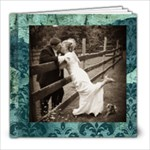 Scanlon Wedding - 8x8 Photo Book (20 pages)