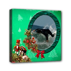 SimplyChristmas Vol1 - Mini Canvas 6x6(stretched)  - Mini Canvas 6  x 6  (Stretched)
