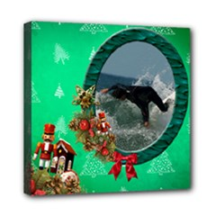 SimplyChristmas Vol1 - Mini Canvas 8x8(stretched)  - Mini Canvas 8  x 8  (Stretched)