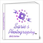 2012 Edition - 8x8 Photo Book (20 pages)
