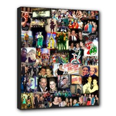 24X20 Stretched Canvas_Broadway Musical Collage - Deluxe Canvas 24  x 20  (Stretched)