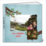USA Book 1 - 8x8 Photo Book (20 pages)