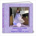 Elisha wedding - 8x8 Photo Book (20 pages)