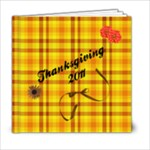 Thanksgiving 2012 - 6x6 Photo Book (20 pages)