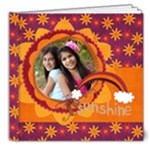 8x8 Autumn Rainbow DELUXE Photo Book (20pgs) - 8x8 Deluxe Photo Book (20 pages)