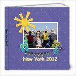 USA Book 2 - 8x8 Photo Book (20 pages)