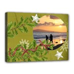 ShabbyChristmas Vol1 - Canvas 16x12(stretched)  - Canvas 16  x 12  (Stretched)