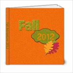 Fall Adventure 6x6 - 6x6 Photo Book (20 pages)